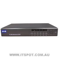 Generic EDR-H904 4-Channel Stand Alone H.264 DVR