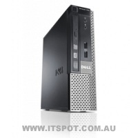 Dell Optiplex 990, Intel Core i5-2400 3.40 GHz, 4GB RAM, 250GB HDD, Win7 Pro, Desktop PC (Refurbished)
