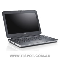 Dell Latitude E5430 14 inch Notebook Laptop i5 2.6Ghz 4GB RAM 500GB HDD Win 7 Pro 6 Mth Wty (Refurbished)