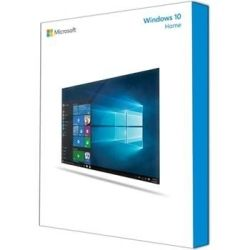 Microsoft Windows 10 Home 64Bit Operating System Software, OEM Single Pack DVD Computer Components