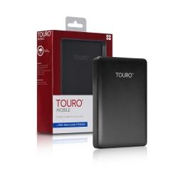 Hitachi Touro Mobile 2TB 2.5 inch USB 3.0 External Portable Hard Drive 3yrs wty 0S03955 HTOLMU3A20001ABB Computer Components