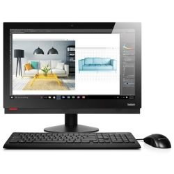 Lenovo ThinkCentre M910z 23.8 inch Wide FHD All-in-One Desktop PC - i7-7700, 8GB RAM, 256GB SSD, Multiburner, Win10 Pro 64bit, 3yr Onsite Wty Computer Components