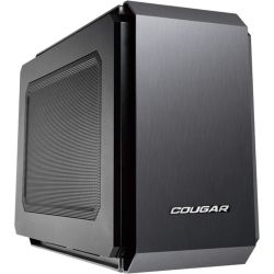 Cougar QBX Gaming Desktop PC Intel Core i5 CPU 8GB RAM 500GB HDD Win10 Blue LED Fan 12 Mth Wty