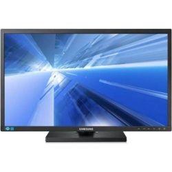 Samsung E45 24 inch LED Monitor 1920x1080 16:9 5ms DisplayPort DVI VGA Height Adjust VESA 3yr Wty