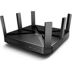 TP-Link AC4000 Wireless Tri Band MU-MIMO Router LAN (4) USB 3.0(1) USB 2.0(1)
