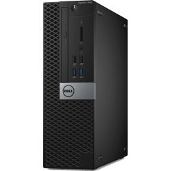 Dell Optiplex 7040 SFF Desktop PC - i5-6500 3.20GHz Quad Core, 8GB RAM, 256GB SSD, Win10 Pro, 1yr Wty (Refurbished) Computer Components