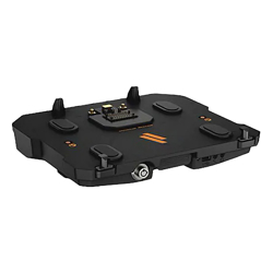 Dell DS-DELL-405-3 Docking Station with Triple Pass-through Antenna for Dell's Latitude 14 Rugged and Latitude 12 & 14 Rugged Extreme Notebooks Computer Components