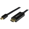 StarTech Mini DisplayPort Cables - StarTech MDP to HDMI Adapter Cable | ITSpot Computer Components