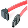 SATA 2 Cables - StarTech 12 inch SATA to Left Angle | ITSpot Computer Components