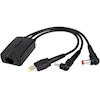 Targus Power Cable Accessories - Targus 3-Way Active DC Power Cable | ITSpot Computer Components
