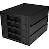 StarTech Accessories - StarTech 4-Bay 3.5 inch SATA SAS | ITSpot Computer Components