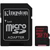 Kingston SD / SDHC / MicroSD Cards - Kingston 64GB microSDXC Canvas React | ITSpot Computer Components
