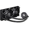 CoolerMaster Water Cooling - CoolerMaster MasterLiquid 240 CPU   ITSpot Computer Components