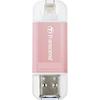 Transcend USB 3.0 Flash Drives - Transcend 32GB JetDrive GO 300 Rose | ITSpot Computer Components