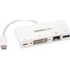 StarTech Laptop Accessories - StarTech USB-C Multiport Adapter PD | ITSpot Computer Components