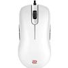 Zowie Gear Wired Desktop Mice - Zowie Gear BENQ ZOWIE FK2 White | ITSpot Computer Components