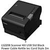 Epson POS Receipt Printers - Epson TM-T88VI BT BUNDLE + LS2208 | ITSpot Computer Components