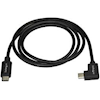 StarTech USB 2.0 Cables - StarTech 1m 3ft Right Angle USB-C | ITSpot Computer Components