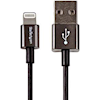 StarTech Apple Compatible Cables - StarTech 1m Metal Lightning to USB | ITSpot Computer Components