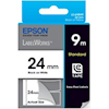 Epson Taples - Epson Tape Standard 24mm Black on | ITSpot Computer Components