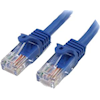 StarTech Cat5 Network Cables - StarTech 10ft Blue Snagless Cat5e | ITSpot Computer Components