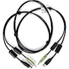 Avocent KVM Cables - Avocent USB kybd and mse audio 6ft | ITSpot Computer Components