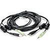 Avocent KVM Cables - Avocent USB kybd and mse audio 10ft | ITSpot Computer Components