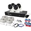 Swann Security & Surveillance - Swann 8 Channel NVR 8580 4K 4x | ITSpot Computer Components