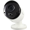 Swann Security Cameras - Swann 4K White Bullet Camera W Audio | ITSpot Computer Components