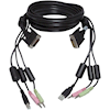 Avocent KVM Cables - Avocent USB kybd and mse DVI-I | ITSpot Computer Components