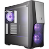 CoolerMaster PC / Computer Cases - CoolerMaster MasterBox MB500 RGB | ITSpot Computer Components