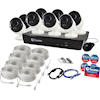Swann Security & Surveillance - Swann 8 Channel NVR 8580 4K 8 X   ITSpot Computer Components