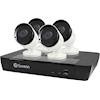 Swann Security & Surveillance - Swann NVR8-7450/5MP/2TB/ 4x NHD855 | ITSpot Computer Components