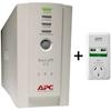 UPSes - BACK-UPS CS 500 USB/SERIAL BONUS | ITSpot Computer Components