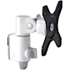 Generic Brackets & Mounting - SYSTEMA 130mm Monitor Arm White | ITSpot Computer Components