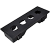 Elsafe Cable Routing - Elsafe QIFKIT 4x data cutout Black | ITSpot Computer Components