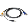 100Mb Network Switches - 4Cabling 1.8M USB KVM Cable for | ITSpot Computer Components