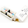 4Cabling Other Networking Accessories - 4Cabling Cat 6 Inline Coupler Punch | ITSpot Computer Components