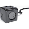 Generic UPS Accessories - PowerCube 4 Power Outlet and 2 USB | ITSpot Computer Components