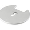 Atdec Brackets & Mounting - Atdec Grommet Clamp White | ITSpot Computer Components