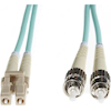 4Cabling Other Network Cables - 4Cabling 1m LC-ST OM4 Multimode | ITSpot Computer Components
