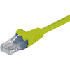Shintaro Cat5 Network Cables - Shintaro Cat5e Patch Lead Yellow 2m | ITSpot Computer Components