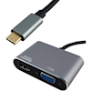 Shintaro Video Adapters - Shintaro USB-C to 4K HDMI & 1080P | ITSpot Computer Components