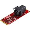 StarTech Accessories - StarTech U.2 to M.2 Adapter for 2.5 | ITSpot Computer Components
