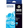 Epson Epson Ink Cartridges - Epson 202 Cyan Ink Cartridge | ITSpot Computer Components