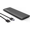 Simplecom 2.5 Portable External Hard Drive Enclosures - Simplecom SE502 M.2 SSD (B Key | ITSpot Computer Components