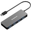USB Hubs - Simplecom CH310 USB Type-C to 4   ITSpot Computer Components