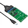 Simplecom USB 3.0 Cables - Simplecom SA221 USB 3.0 to mSATA + | ITSpot Computer Components