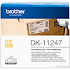 Other Brother Printer Consumables - Brother DK11247 White Label | ITSpot Computer Components