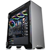 Thermaltake Computer / PC Cases - Thermaltake CA-1L3-00M9WN-00 A500   ITSpot Computer Components